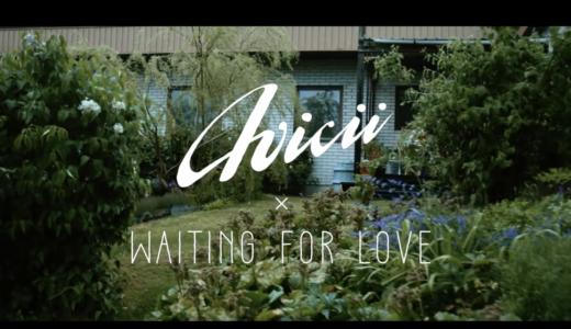 Wating for love (Avicii) 歌っている人は誰?歌手の名前にPVも!