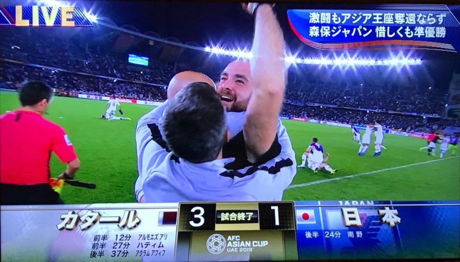 海外 サッカー 反応