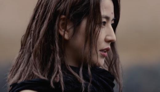 映画キングダム長澤まさみの楊端和役の感想が太ももに集中!?